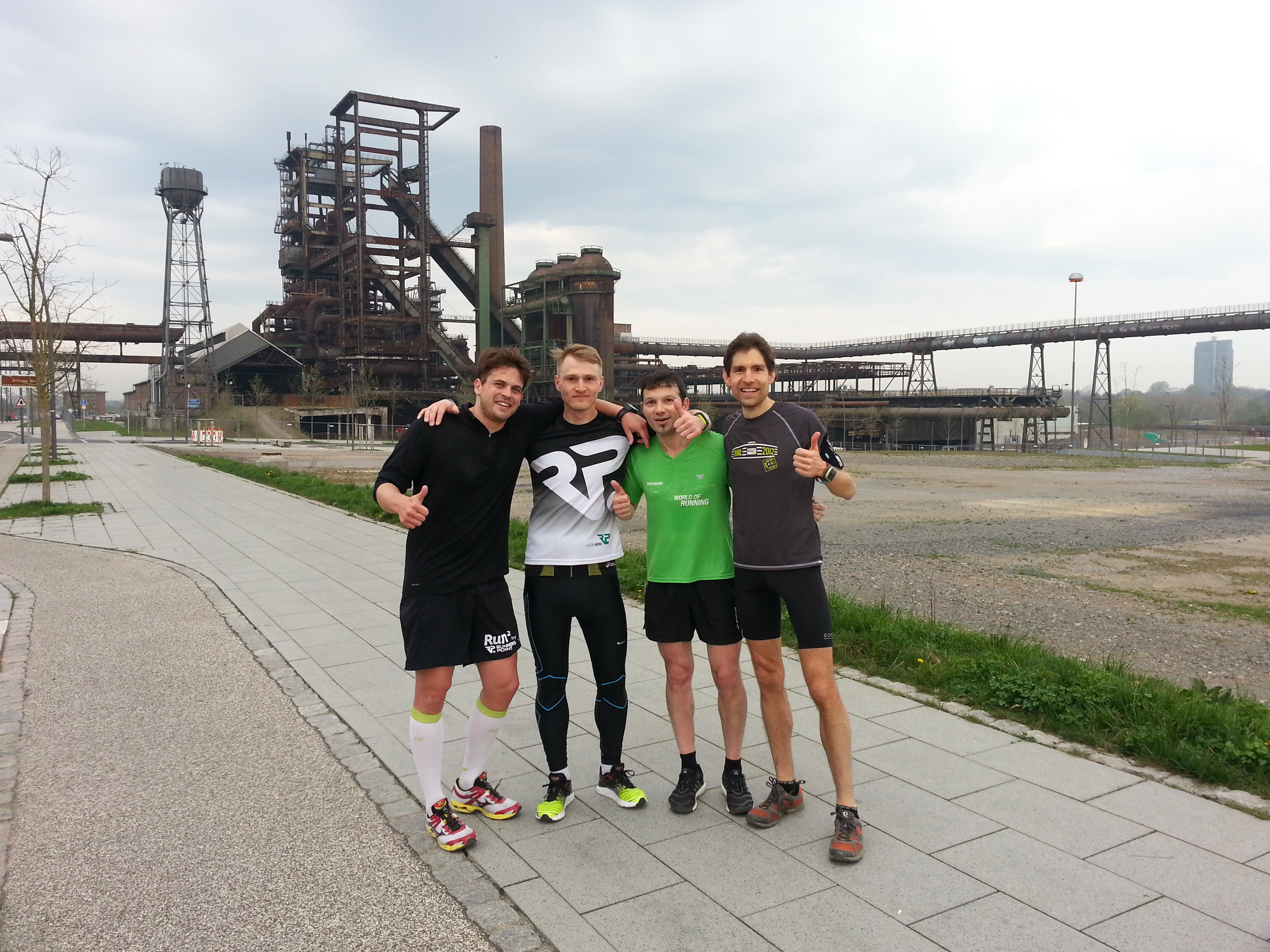 """Meine Laufwelt – """"World of running"""" – motivated by nature"""