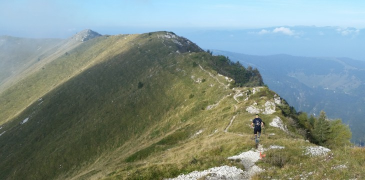 An Ultra-special trail-event at Monte Grappa, IT
